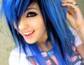 PinkHair this time - leda-monster-bunny photo