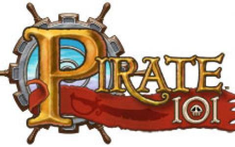 Pirate 101 logo