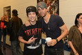 Power 96.1's Jingle Ball 2012 - Backstage - enrique-iglesias photo