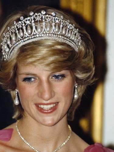 The 80s wallpaper entitled Princess Diana