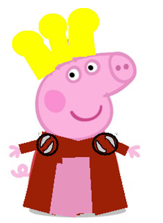 Princess Peppa Pig