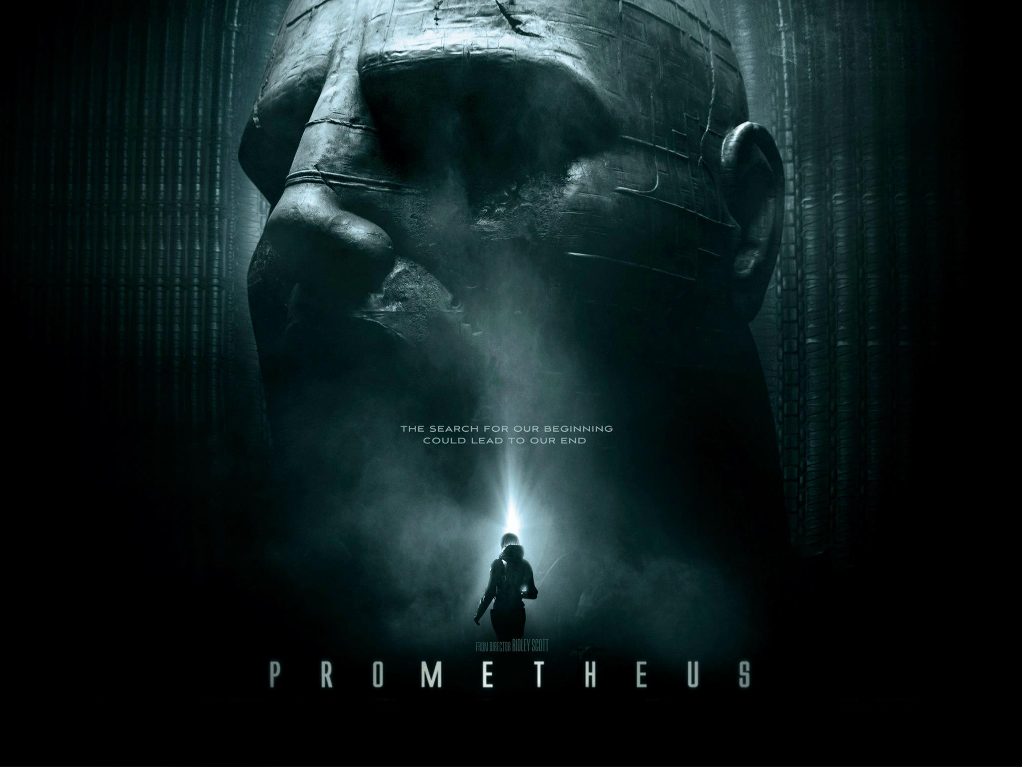 Prometheus Wallpaper Prometheus 2012 Film Wallpaper