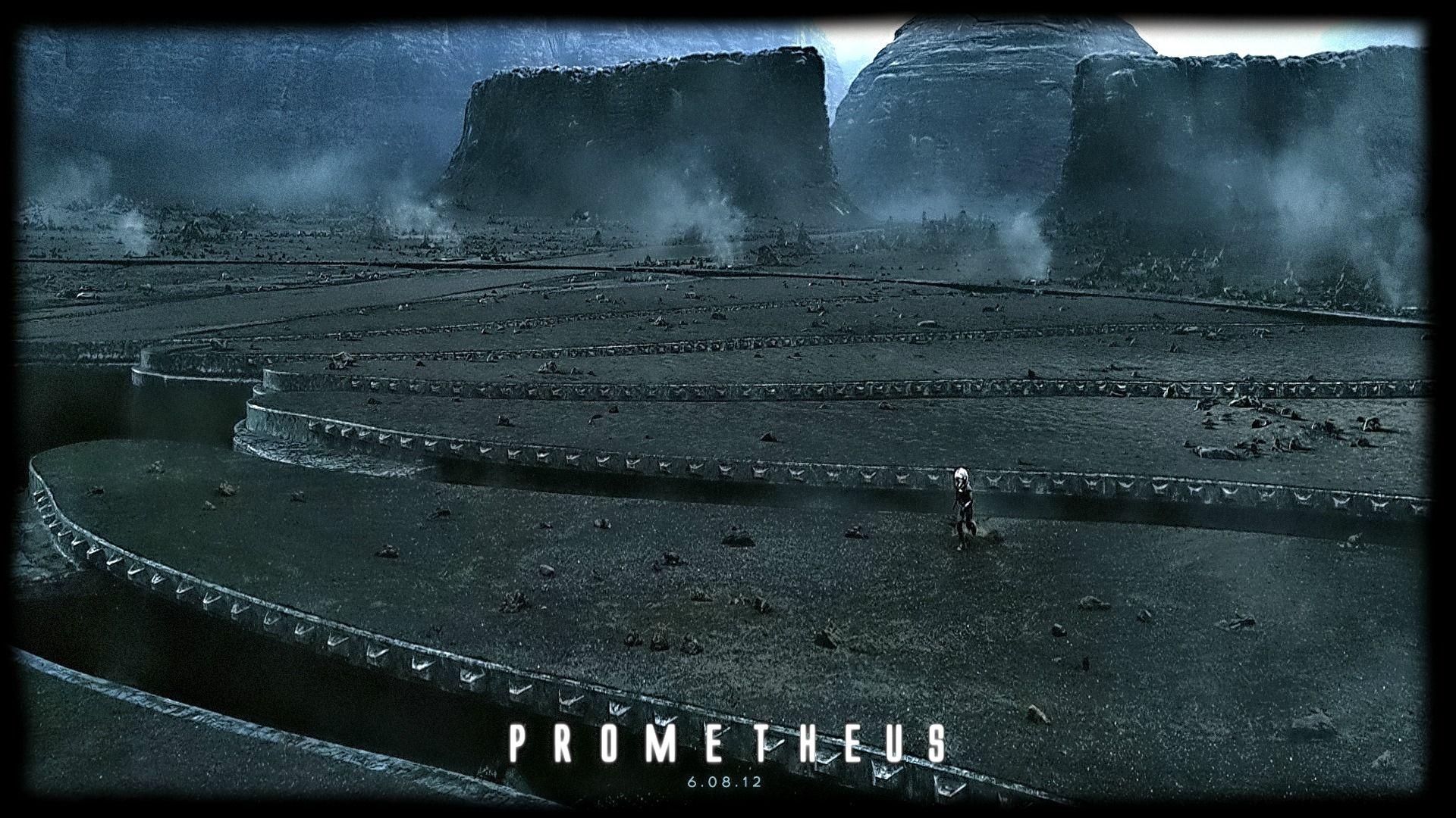 Prometheus 2012 film prometheus wallpaper