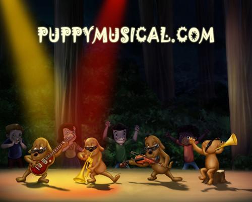 щенок Musical