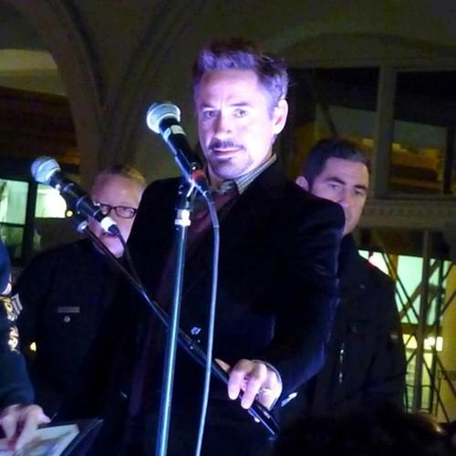 RDJ - November 30, 2012