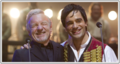 Ramin & Colm Wilkinson - ramin-karimloo photo
