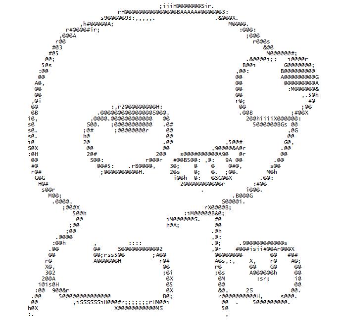 One Line Ascii Art Happy Birthday : Ascii art small bing images