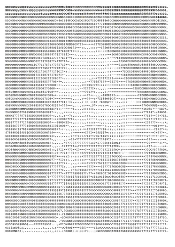Random ASCII Picture from http://www.flussiliberi.it/2010/12/ascii-art/