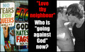 Religion and Homophobia - gay-rights photo