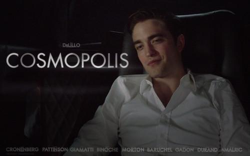 Rob in Cosmopolis