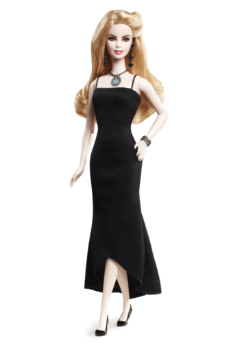 Rosalie Barbie doll
