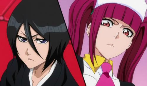 Rukia vs. Riruka