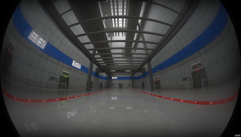 SCP halls