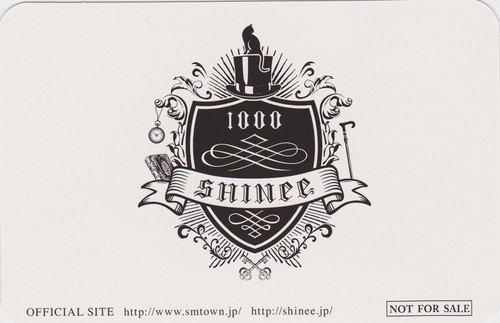 SHINee - 1000 Years Always By Your Side