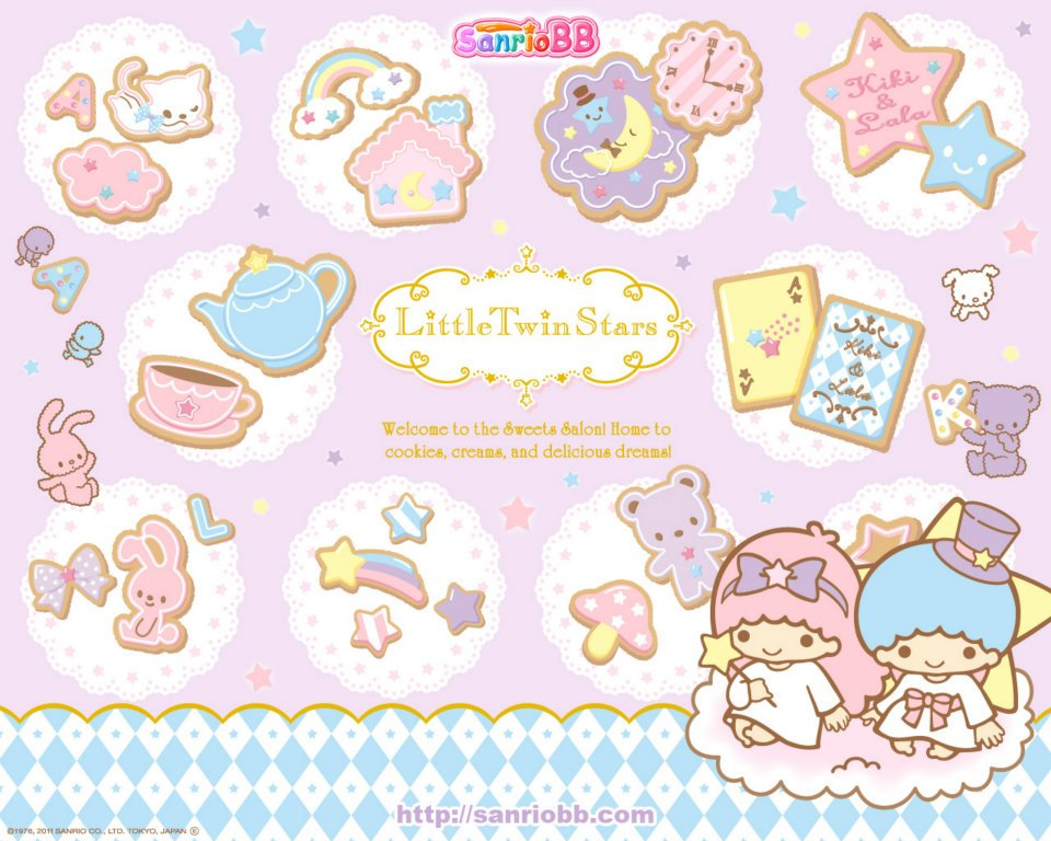 Sanrio Wallpapers Sanrio Wallpaper 33049752 Fanpop