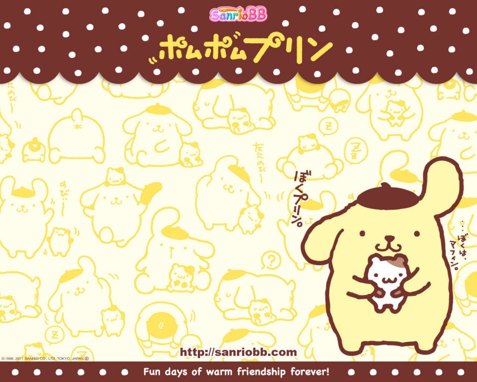 Sanrio Wallpapers Sanrio Wallpaper 33049762 Fanpop