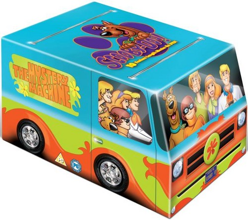 Scooby Doo mystery machine boxset