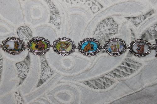 Scooby-Doo pictures bracelet