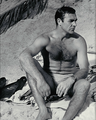 Sean Connery - vintage-beefcake photo