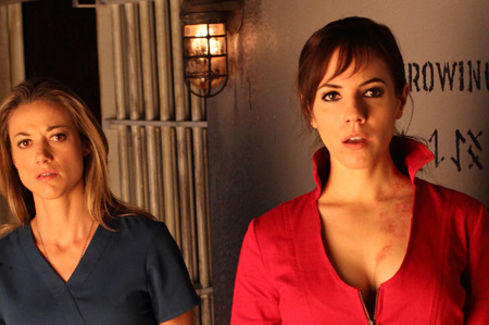 Season 3 Bo and Lauren