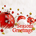 Seasons Greetings Dear Sunny xx
