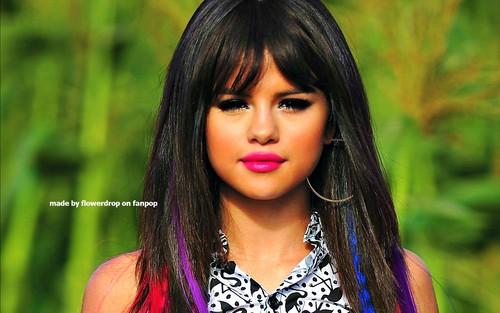 Selena fondo de pantalla ❤