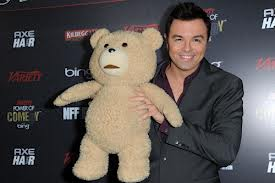 Seth with Ted