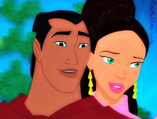 Shang and Tuptim