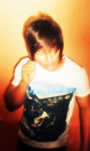 Shanu এমো স্টাইল boy