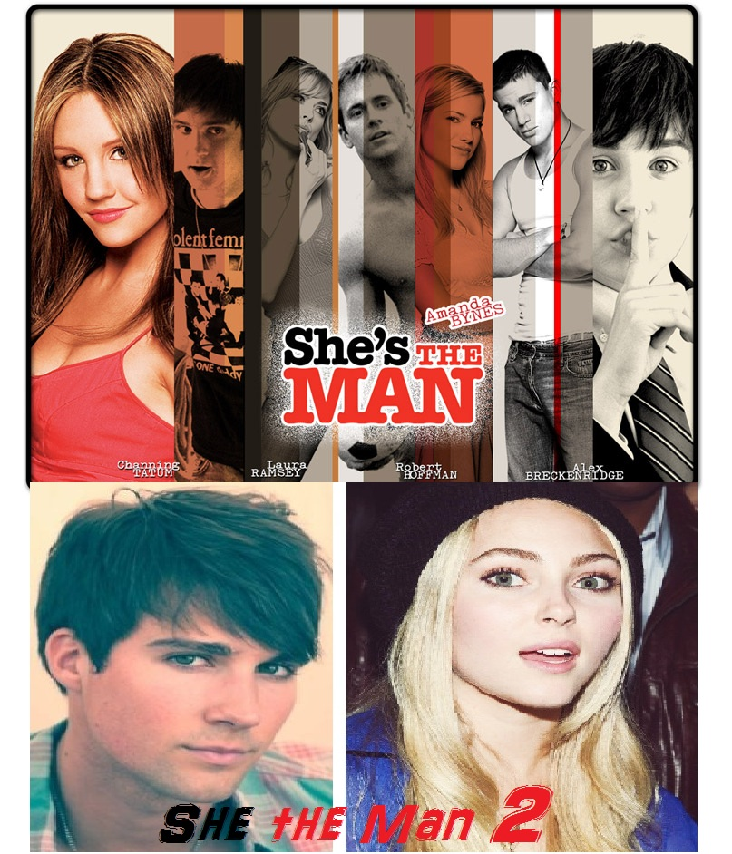 full movie shes the man