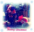 Shenny Christmas - penny-and-sheldon fan art