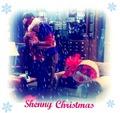 Shenny Christmas - penny-and-sheldon fan art