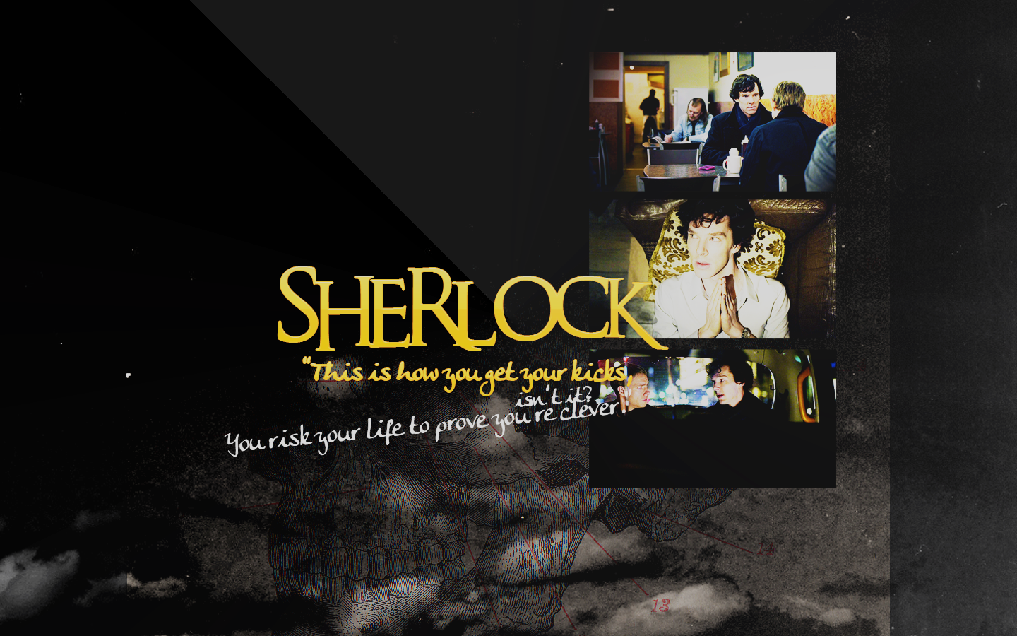pics photos bbc sherlock wallpaper