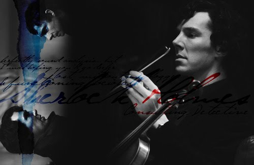 Sherlock fond d'écran