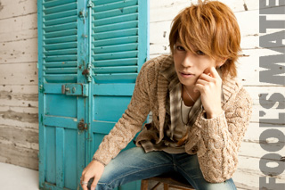 Shin for FOOL'S MATE (vol.374 / December 2012)