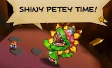 Shiny Petey Time