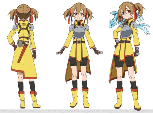 Sword Art Online images Silica wallpaper and background ...