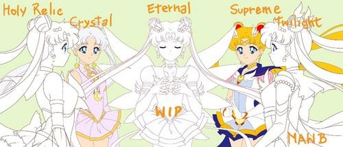 Skech Sailor Moon
