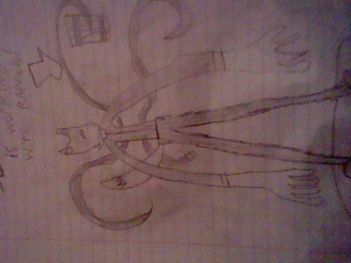 Slenderfox
