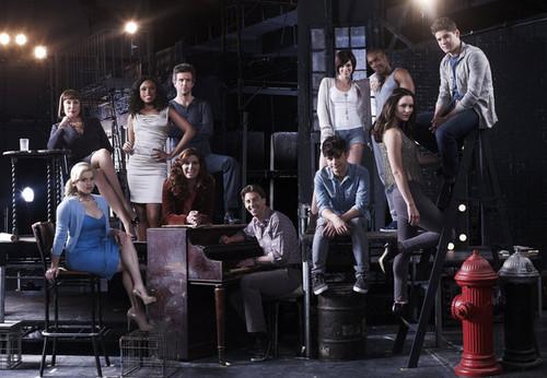Smash Season 2 Cast 照片