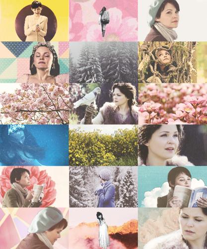 Snow White/ Mary Margaret