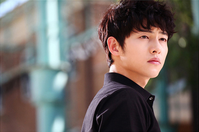 Korean actors and actresses song joong ki in nice guy