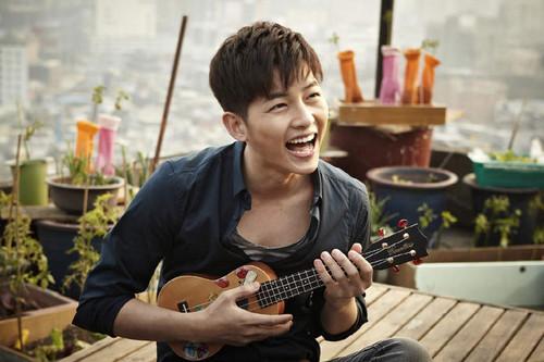 Song Joong Ki in Penny Pinchers