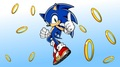Sonic and rings - sonic-the-hedgehog photo
