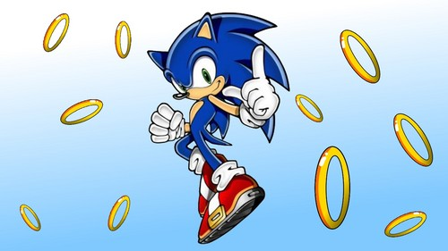 Sonic and rings