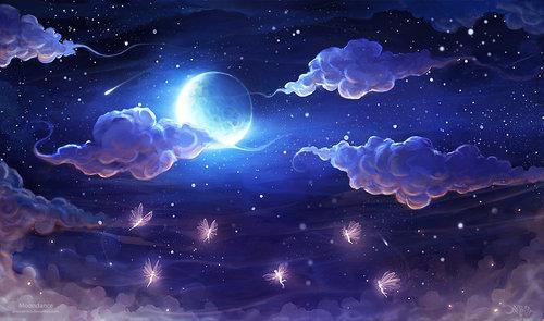 Moon ✯