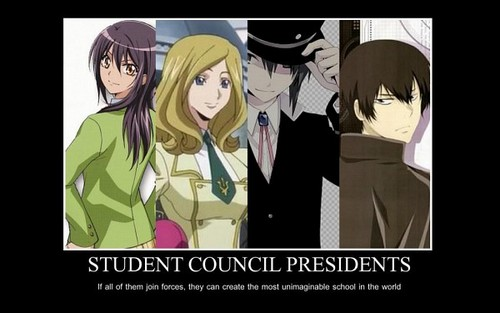 Student Council Presidents