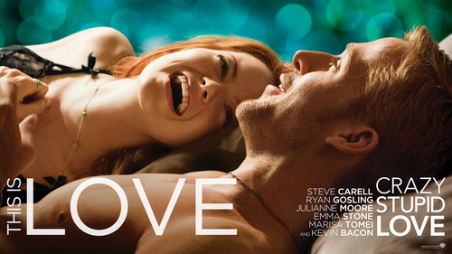 Movie Couples wallpaper entitled Crazy stupid love