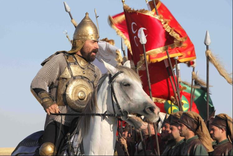 Sultan Suleyman Magnificent Century