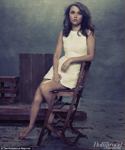 THR Les Miserables Cast photoshoot 2012